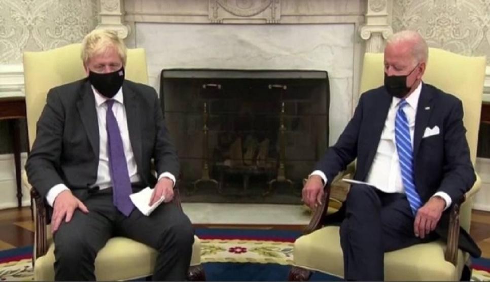 Biden plays down chances of UK-US trade deal