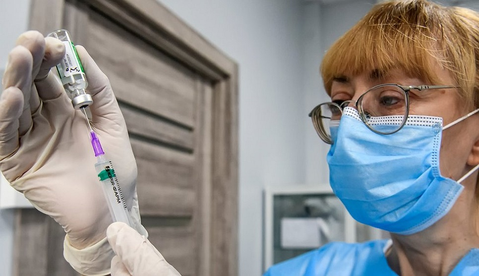Could 241m vaccine doses go to waste?