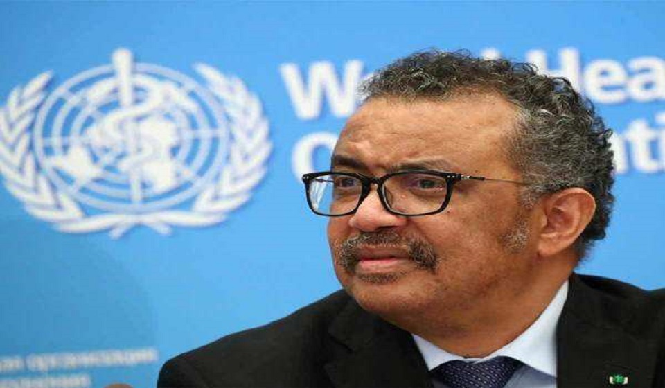 Germany nominates Tedros for new term as WHO chief