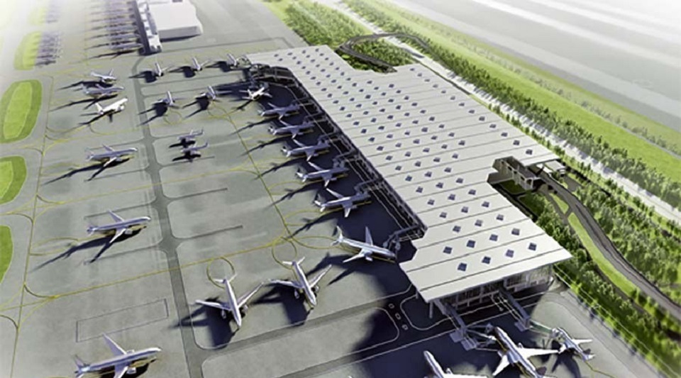World-class third terminal of Dhaka Airport to be visible by Dec: CAAB