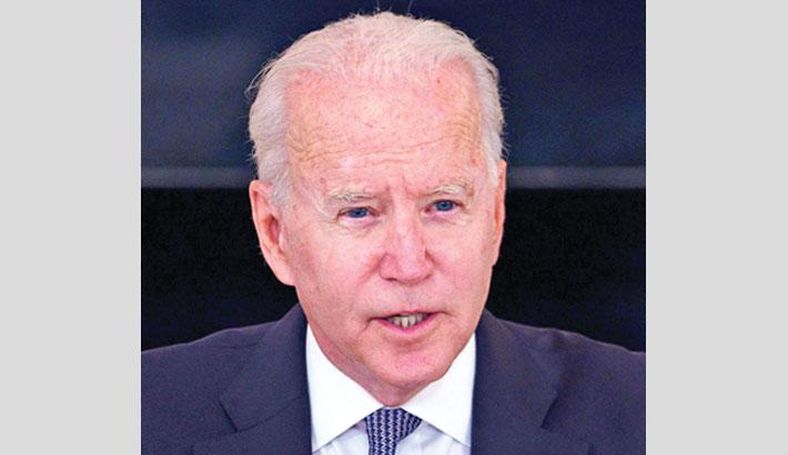 US not seeking 'Cold War': Biden
