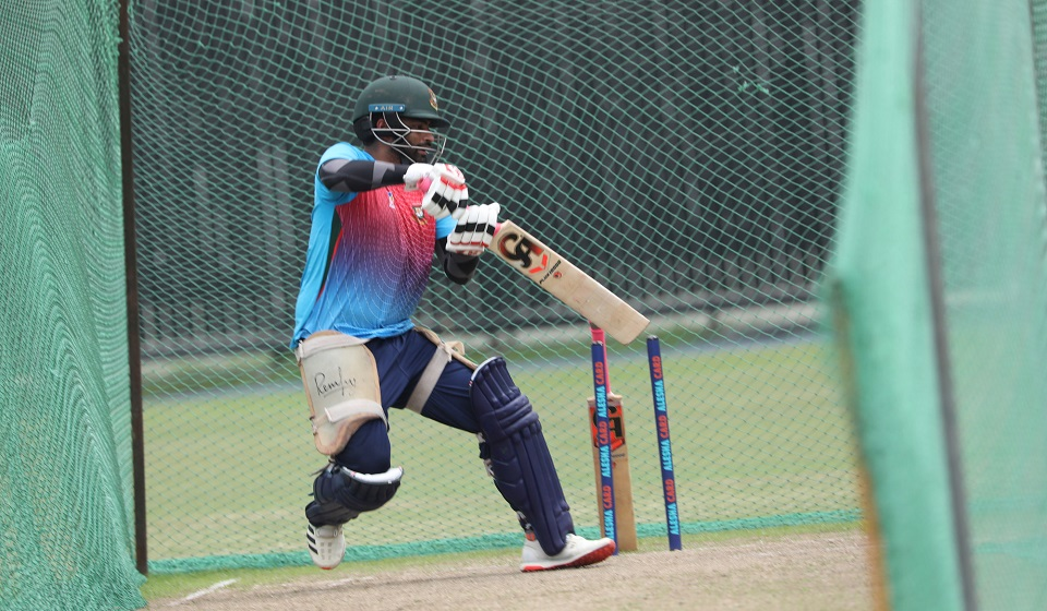 Tamim's EPL participation is part of his rehab- BCB physician