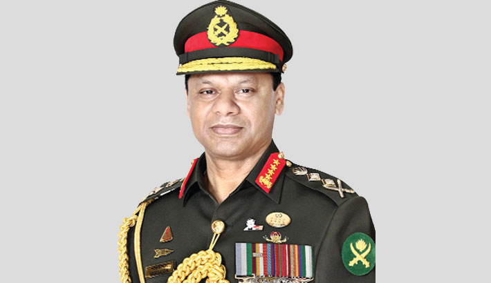 Gen Shafiuddin becomes 8th Colonel Commandant of Armoured Corps