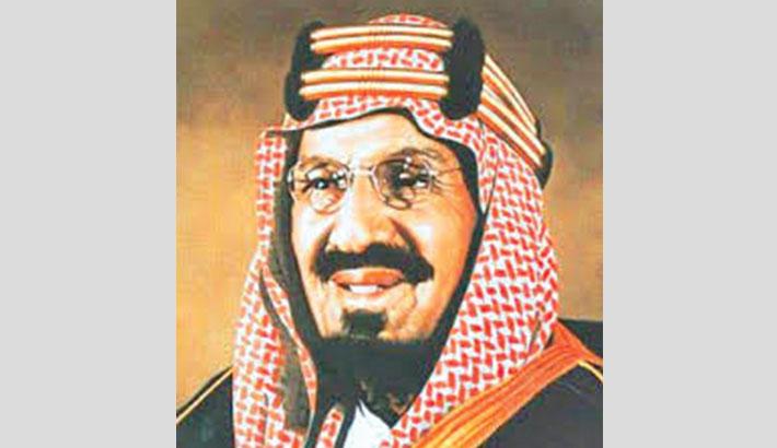 Founder of the Kingdom of Saudi Arabia