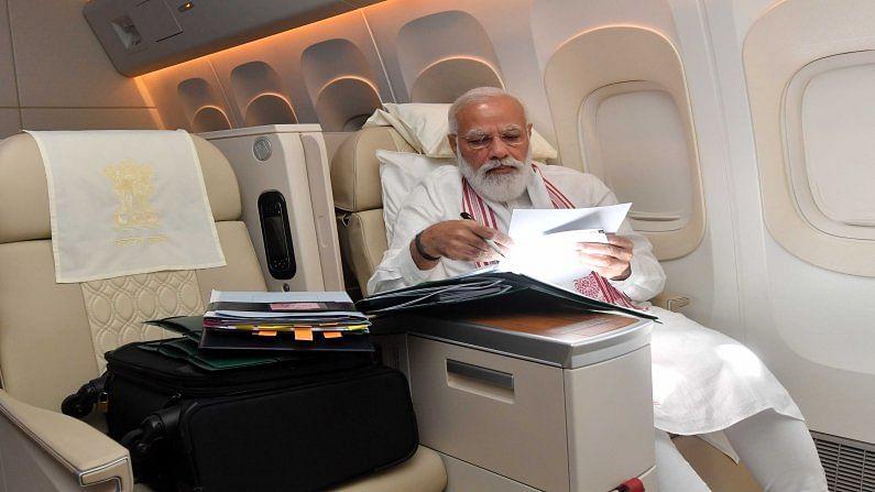 Modi's plane flies over Pak airspace en route to US: Report
