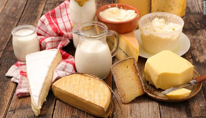 People who eat more dairy fat have lower risk of heart disease, study suggests