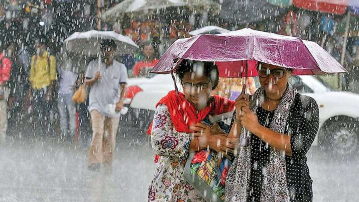 Light to moderate rain likely over some north-north-east and southern areas