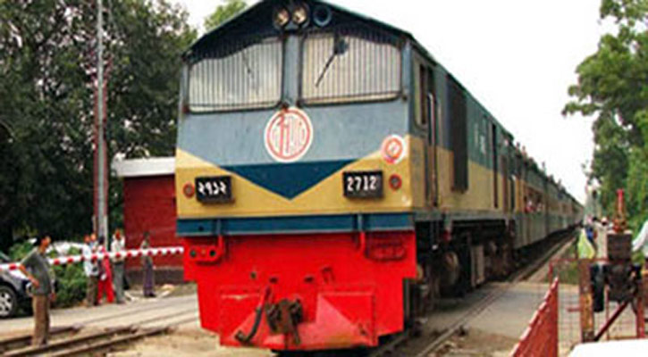 Man crushed under train in city