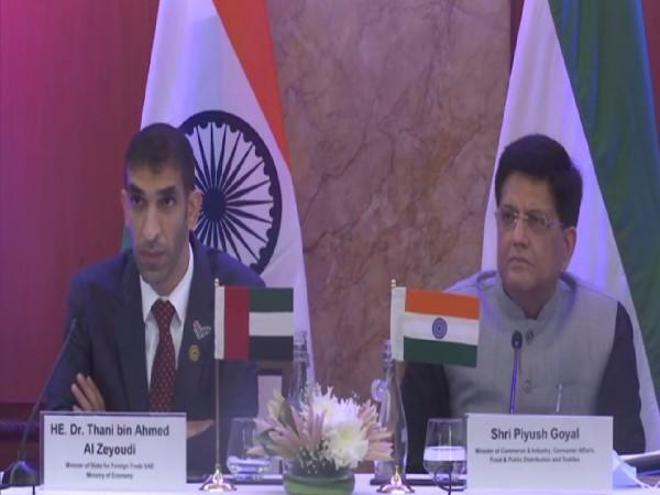 India, UAE launch negotiations for Comprehensive Economic Partnership Agreement