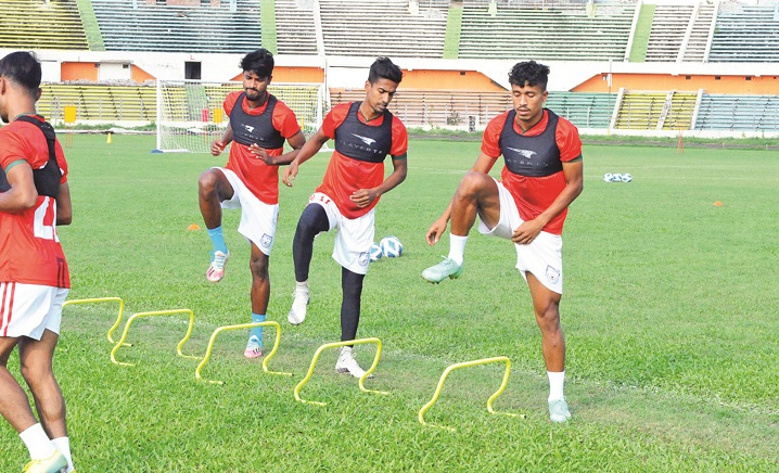 Salahuddin happy to be on same page with Bruzon