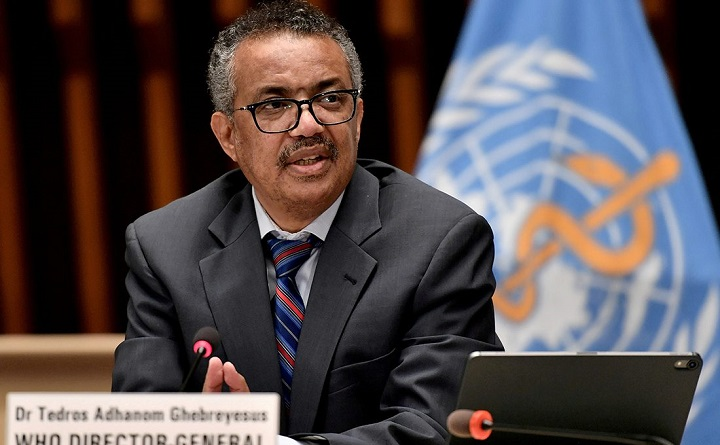 Kenya first African nation to back Tedros second term as WHO chief