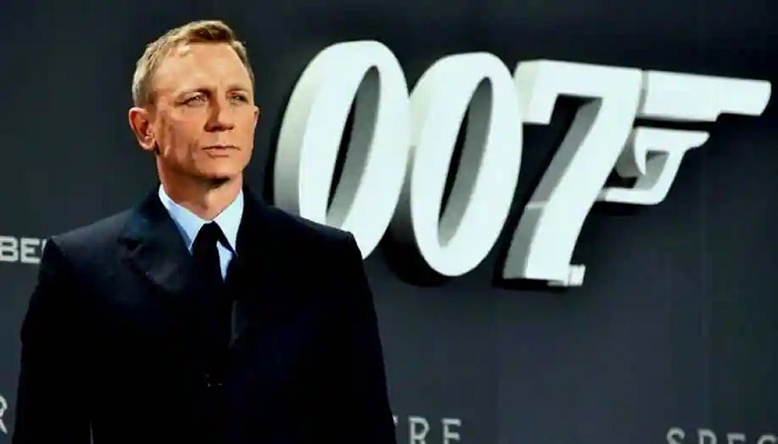 'We've been expecting you, Mr Bond...': 007 back after virus delay