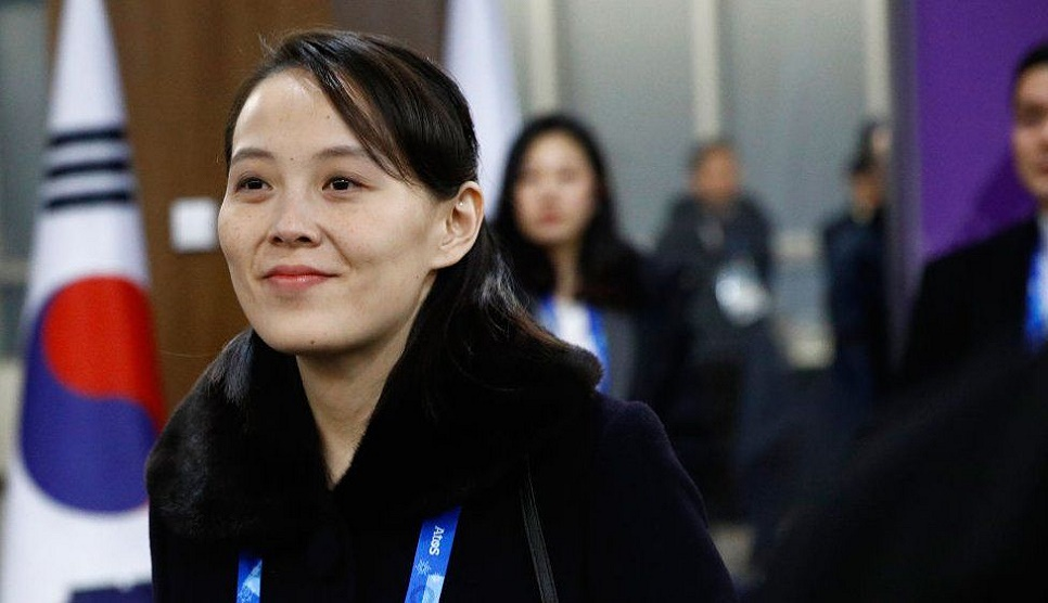 Kim's sister says N Korea could be open to talks