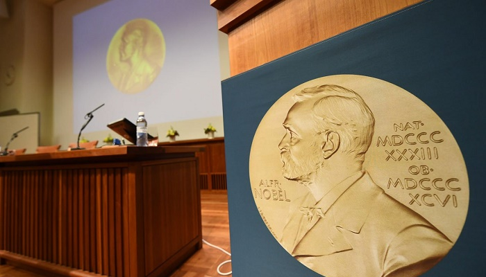 Nobel ceremonies marred by pandemic for second year