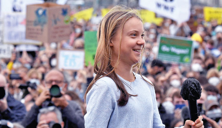 World's youth take to streets to fight climate change