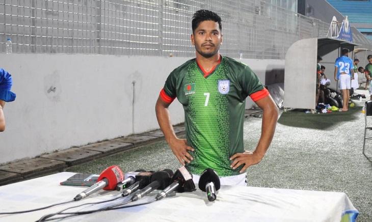 Confident Sumon aims to extend scoring run in SAFF