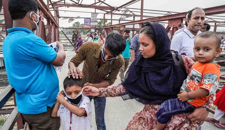 Covid-19: Bangladesh reports 25 more deaths, 818 new cases