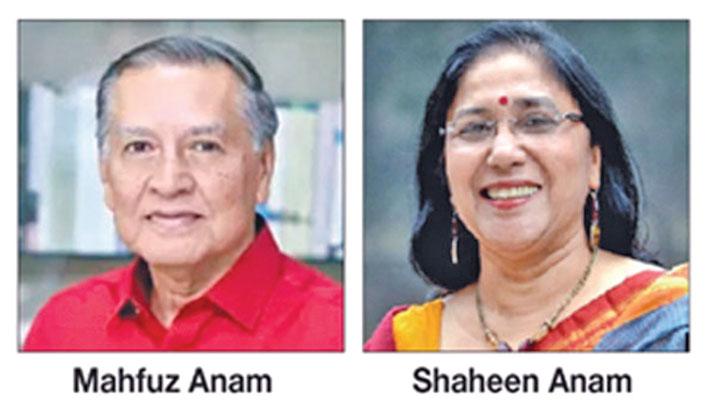'Shaheen Anam, Mahfuz Anam plotting to break unity among Hindus'