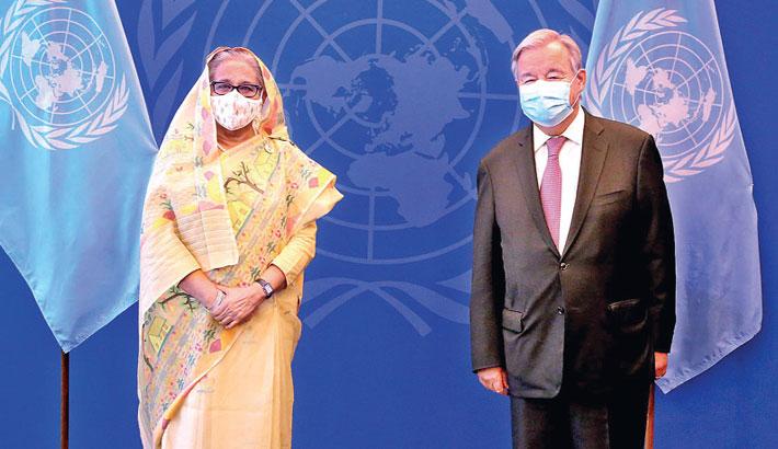 Bangladesh a dev miracle: Guterres