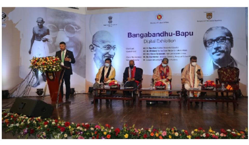 Bangabandhu, Gandhi share striking similarities in political philosophy: Doraiswami