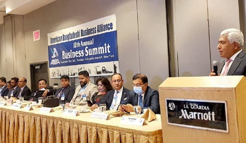 FBCCI president for developing trade relations between USA, Bangladesh
