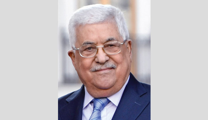 Abbas gives Israel 'one year' to quit Palestinian territory