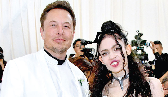 Elon Musk, Grimes break up after 3 years together
