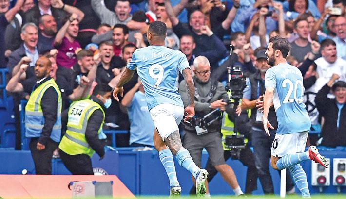 Man City take revenge on Chelsea
