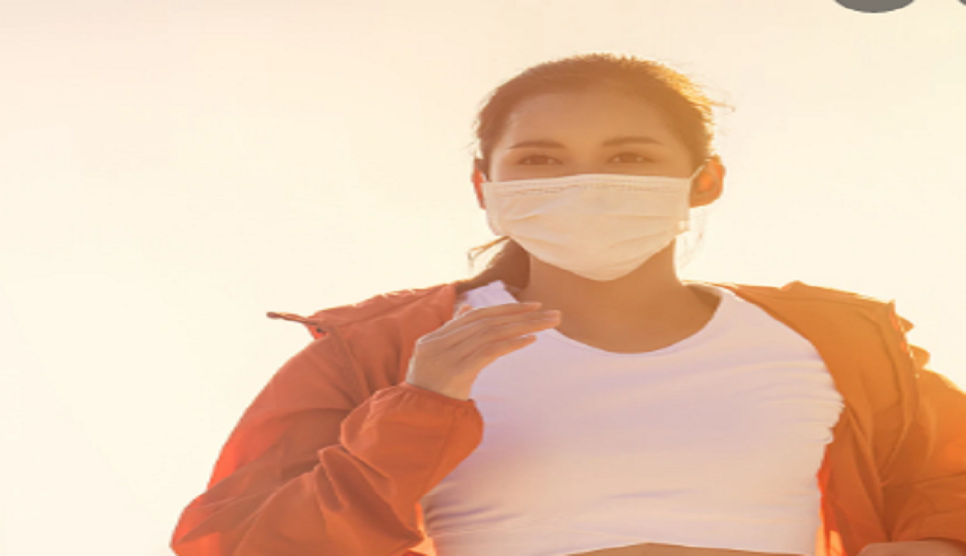 Face masks do not increase body temperature during exercises