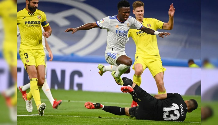 Real Madrid frustrated by Villarreal after Atletico beaten by Alaves