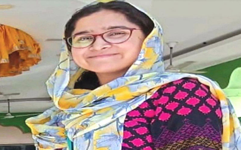 From Rajouri to runway: Girl from remote village selected for flying officer training in IAF