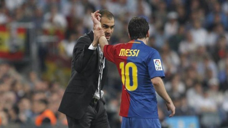 Guardiola and Messi meet again as PSG take on Man City