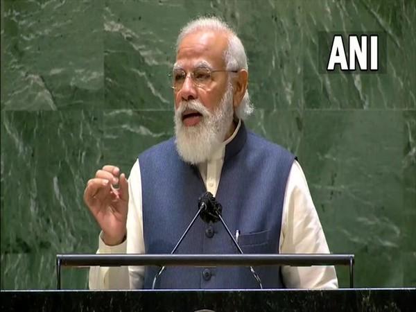 UNGA: PM Modi calls on international community to strengthen rule-based world order