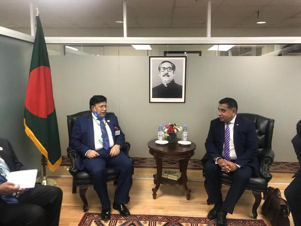 UK appreciates Bangladesh's role as leader of Climate Vulnerable Countries