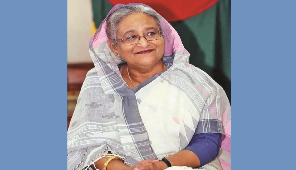 Happy birthday, Sheikh Hasina