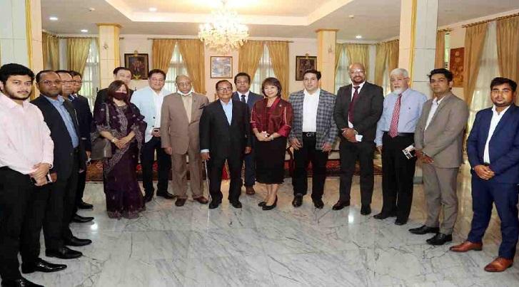 Bangladesh can sign FTA with Thailand to boost trade: Thai envoy