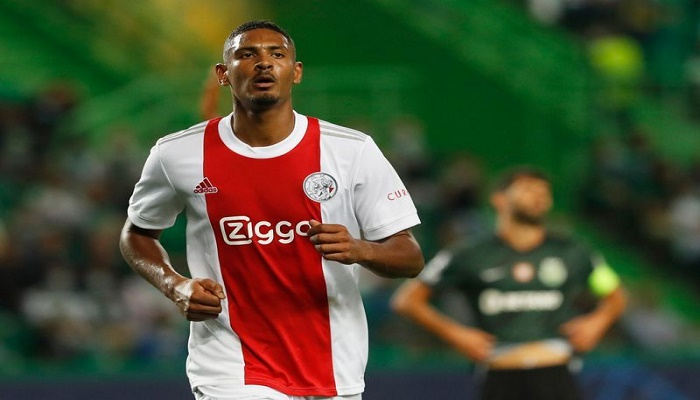 Ajax star Haller takes to Champions League in style