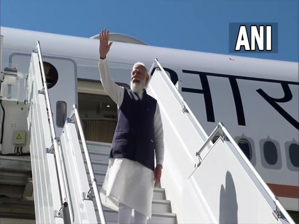 Had productive engagements, India-US ties will grow stronger, says PM Modi as he departs for India