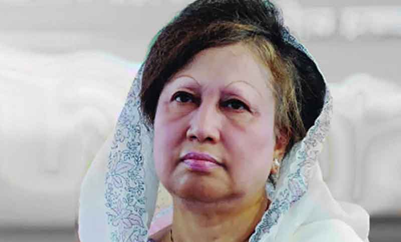 HC extends Khaleda's bail for one year in five cases