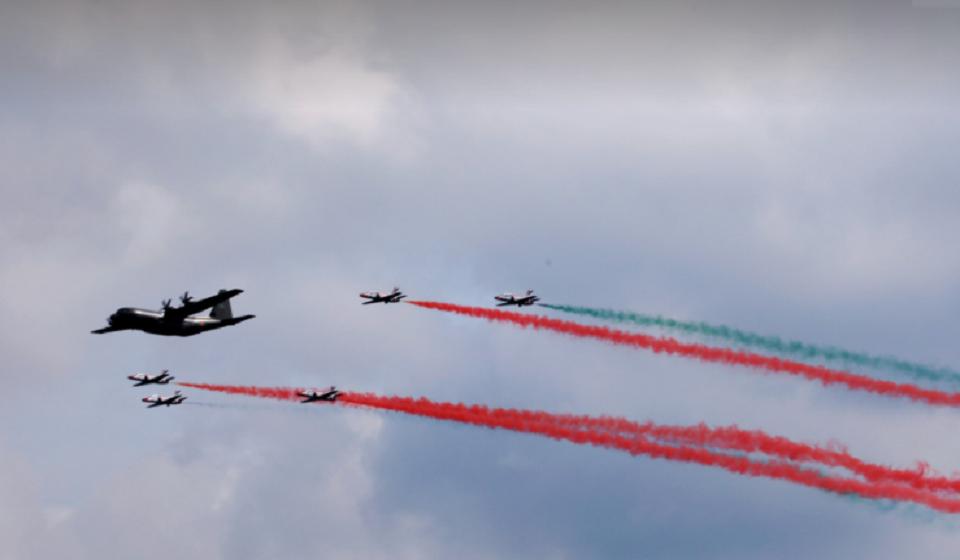Bangladesh Air Force celebrates 50th anniversary