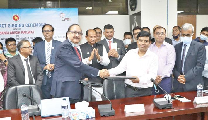Dhaka, Delhi ink deal for seamless railway operation