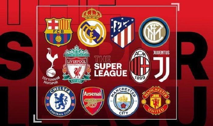 UEFA drops case against European Super League rebels