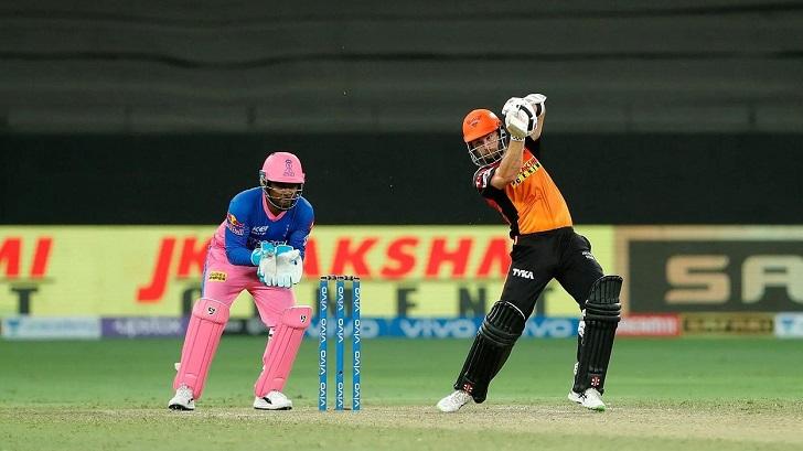 Roy, Williamson help Hyderabad win big in IPL