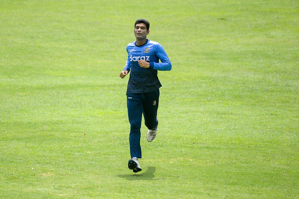 Mahmudullah sets for breaking past barrier