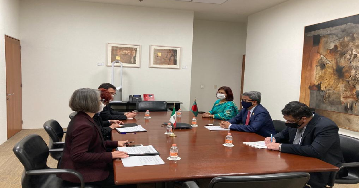 Shahriar joins Mexican independence anniversary celebration