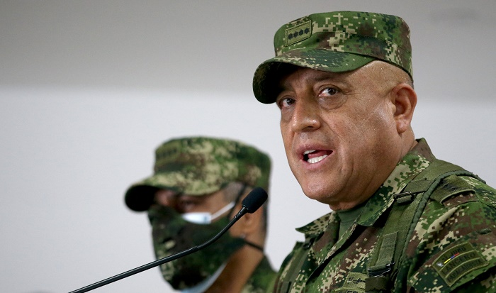 10 dissident rebels killed in Colombia