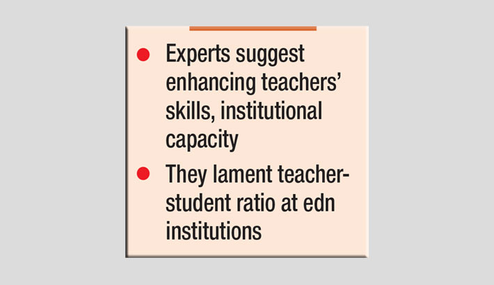 Implementation of new curriculum faces challenges