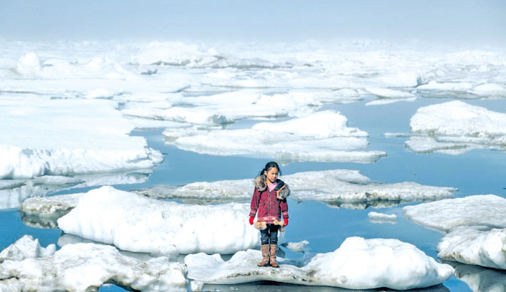 Children set for more climate disasters than their grandparents