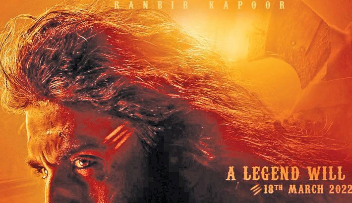 Ranbir's first look from 'Shamshera' unveiled