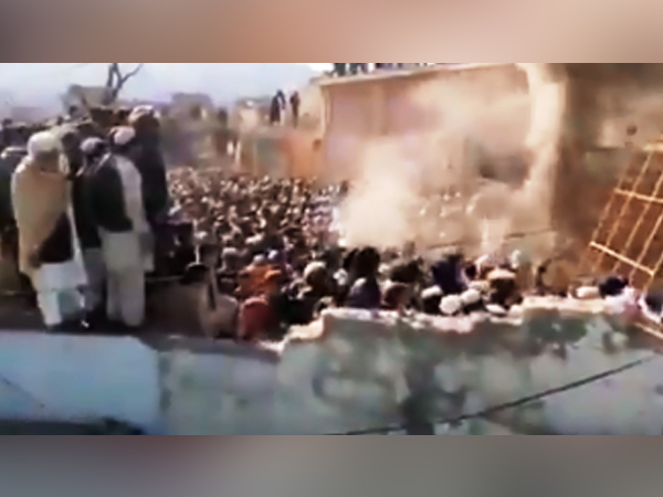 Pakistan: Hindus raise concern after local administration builds boundary wall inside temple in Khyber Pakhtunkhwa's Karak
